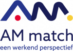 AM match logo
